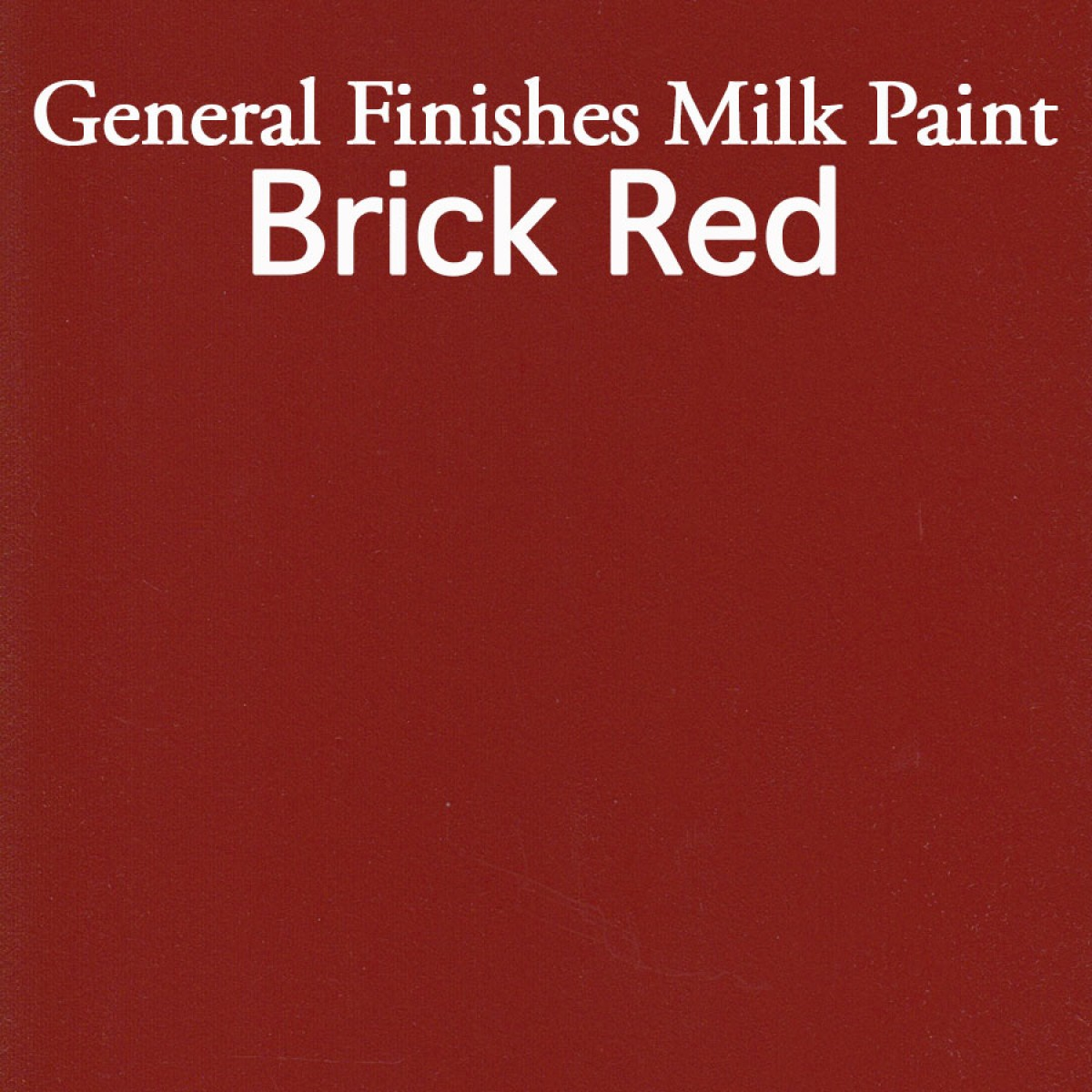 Milk Paint Brick Red 473ml