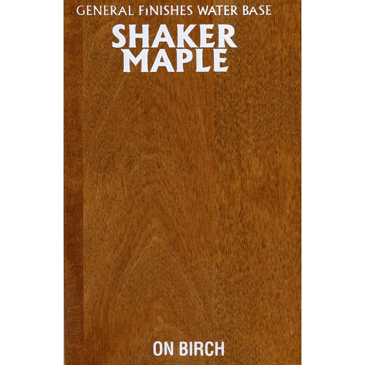 Wood Stain Shaker Maple 473ml
