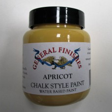 Chalk Style Paint Apricot Sample Pot - 90ml