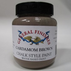 Chalk Style Paint Cardamon Brown Sample Pot - 90ml