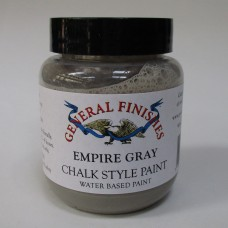 Chalk Style Paint Empire Gray Sample Pot - 90ml