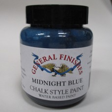 Chalk Style Paint Midnight Blue Sample Pot - 90ml