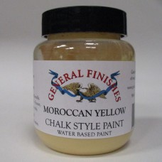 Chalk Style Paint Moroccan Yellow Sample Pot - 90ml