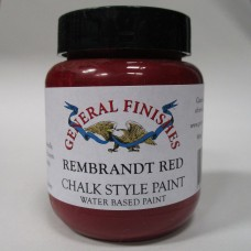 Chalk Style Paint Rembrandt Red Sample Pot - 90ml