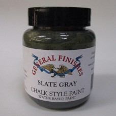 Chalk Style Paint Slate Gray Sample Pot - 90ml