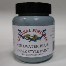 Chalk Style Paint Stillwater Blue Sample Pot - 90ml