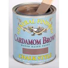 Chalk Style Paint Cardamon Brown - 473ml