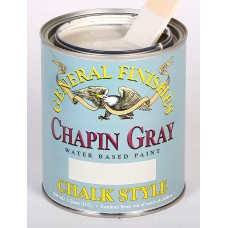 Chalk Style Paint Chapin Gray - 473ml