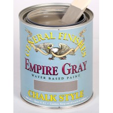 Chalk Style Paint Empire Gray - 473ml