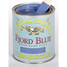 Chalk Style Paint Fjord Blue - 473ml