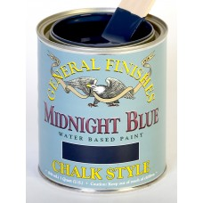 Chalk Style Paint Midnight Blue - 473ml