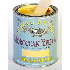 Chalk Style Paint Moroccan Yellow - 473ml