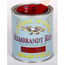 Chalk Style Paint Rembrandt Red - 473ml