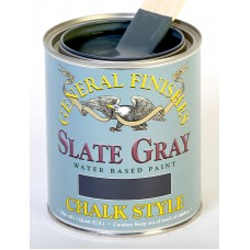 Chalk Style Paint Slate Gray - 473ml