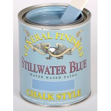 Chalk Style Paint Stillwater Blue - 473ml