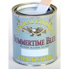 Chalk Style Paint Summertime Blue - 473ml