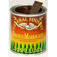 Wood Stain Brown Mahogany - 473ml
