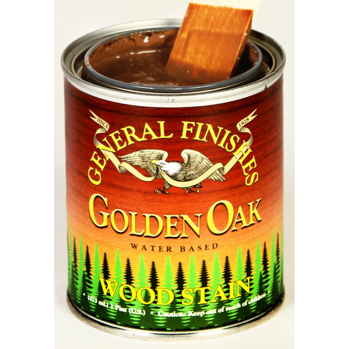 Wood Stain Golden Oak 473ml