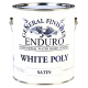 White Pigmented Poly