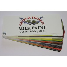 Milk Paint Custom Mixing Deck