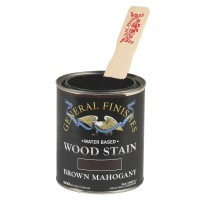 Wood Stain Brown Mahogany - 473ml