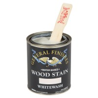 Wood Stain Whitewash - 3.785 litre