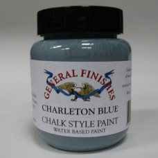 Chalk Style Paint Charleton Blue Sample Pot - 90ml
