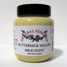 Milk Paint Buttermilk Yellow Sample Pot - 95ml