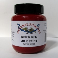 Milk Paint Brick Red Sample Pot - 95ml