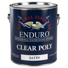 Enduro Clear Poly Satin - 946ml