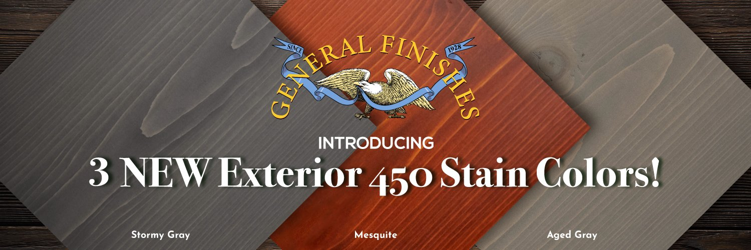 Exterior 450 Stain