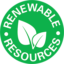 What are the renewable resources in General Finishes Products?