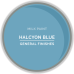 Milk Paint Halcyon Blue - 473ml