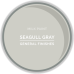 Milk Paint Seagull Gray - 473ml