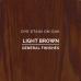 Dye Stain Light Brown - 473ml