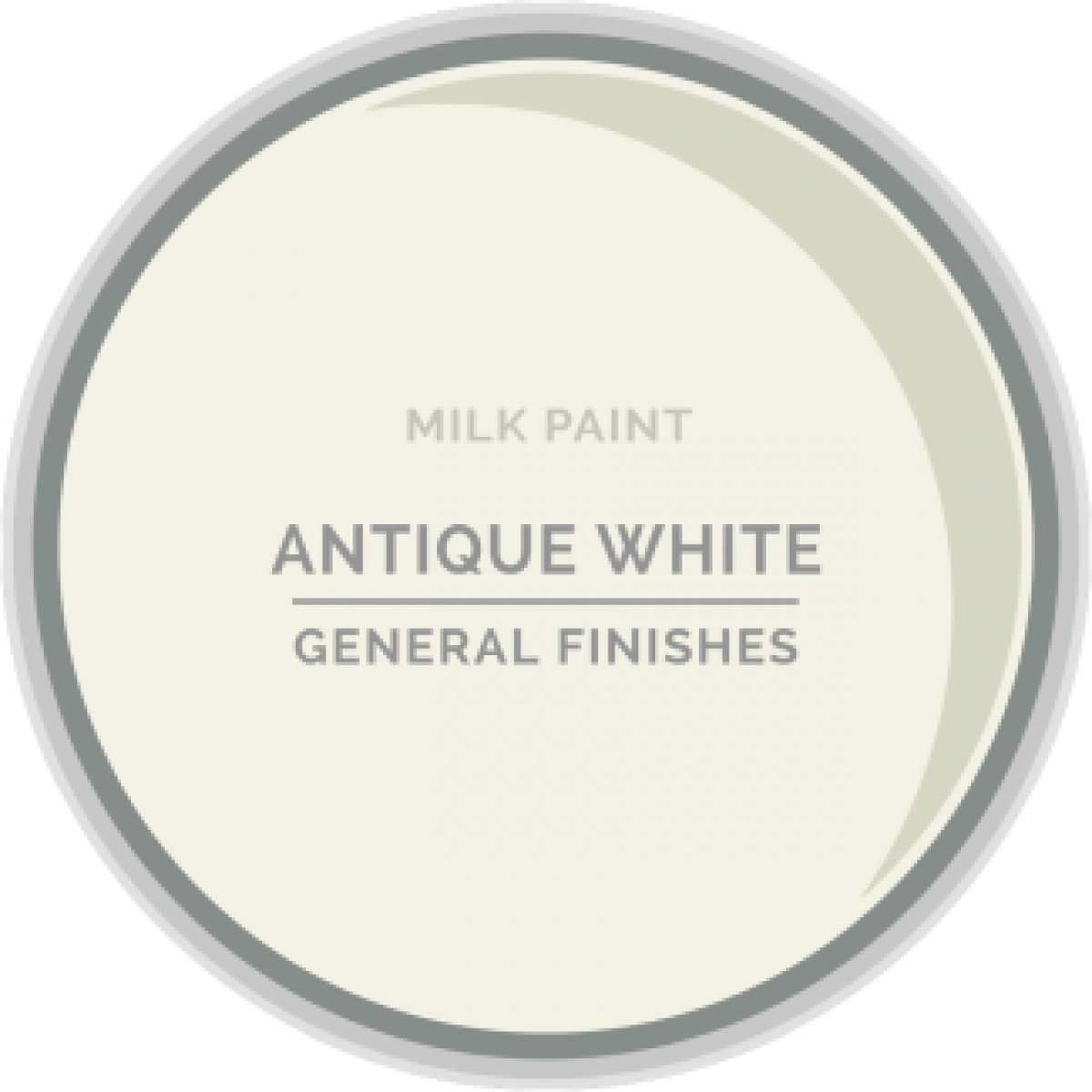 Milk Paint Antique White Sample Pot 95ml