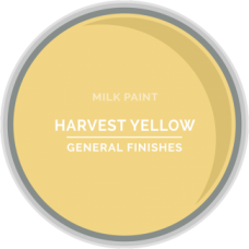Milk Paint Harvest Yellow Sample Pot - 95ml