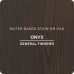 Wood Stain Onyx - 473ml