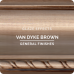 Glaze Effects - Water Based Van Dyke Brown - 473ml