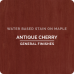 Wood Stain Antique Cherry - 946ml