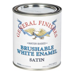 Introducing GF's Brushable White Enamel