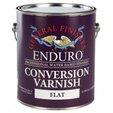 Conversion Varnish Flat including Catalyst - 3.785 litre