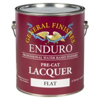 Pre-Cat Lacquer Flat - 3.785 litre