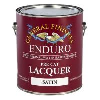 Pre-Cat Lacquer Satin - 3.785 litre