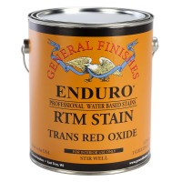 Trans Red Oxide (TRO) - 3.785 litre