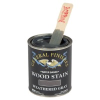 Wood Stain Weathered Gray - 946ml