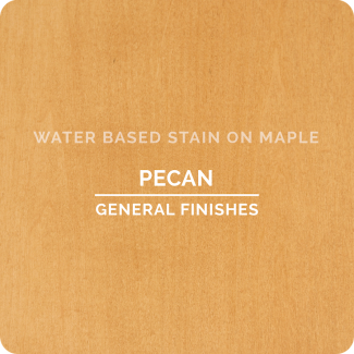Pecan on Maple